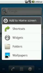 Seu Madruga Widget - screenshot thumbnail
