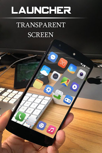 透明屏幕桌面