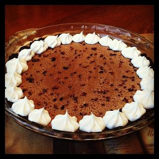 Mississippi Mud Pie (Gluten Free)