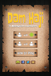 Dam Haji Checkers