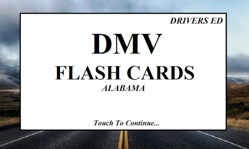 DMV Alabama Test Prep 2015