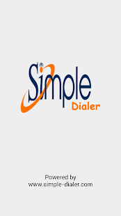 Simple Mobile Dialer