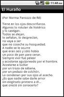 Screenshot of Poemas Cristianos