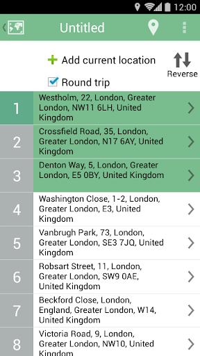玩免費遊戲APP|下載MySmartRoute Route Planner app不用錢|硬是要APP