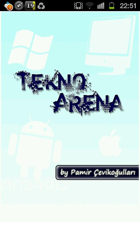 Tekno Arena - screenshot