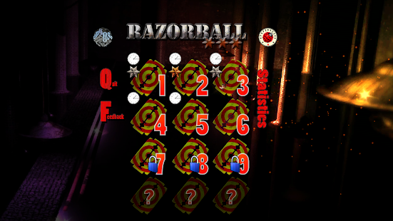 RazorBall HD screenshot