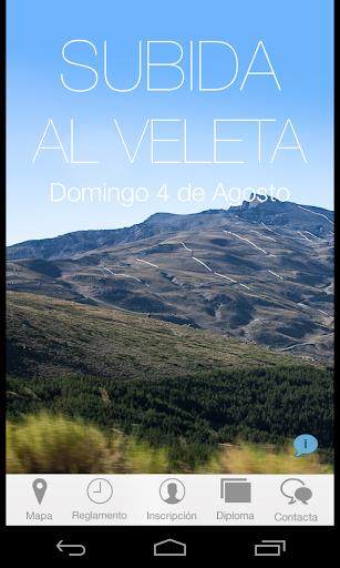 Subida al Veleta 2013