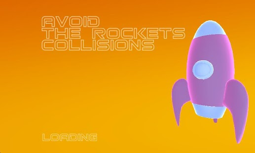 Rockets Missile 3D - screenshot thumbnail
