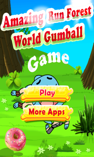 Amazing Forest World Gumball
