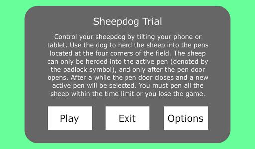 Sheepdog Trial