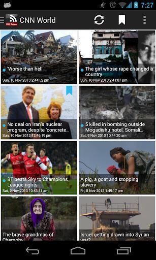 News Reader - News your way