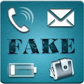Fake Call,SMS,Balance,Battery