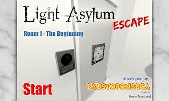 Screenshot of Light Asylum Escape - Room 1