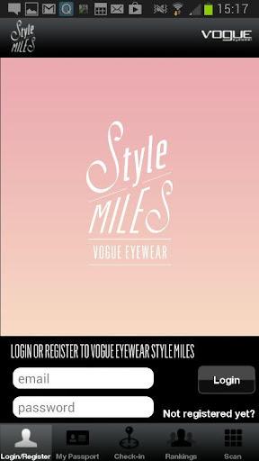 Vogue Eyewear Style Miles