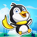Ice World Penguin icon
