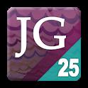 J-Girls Vol.25 Mina Tanaka logo