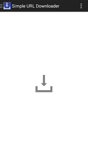 Simple URL Downloader