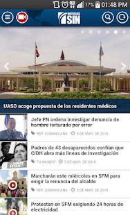 Noticias SIN- screenshot thumbnail