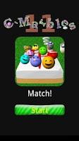 Screenshot of C-Marbles11 [match]