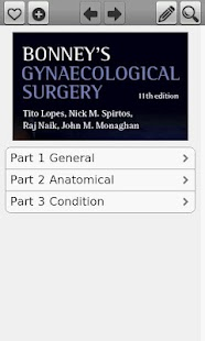 Image result for Bonney's Gyn. Surgery, 11th Ed app