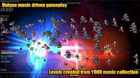 Beat Hazard Ultra (Demo) Screenshot 6