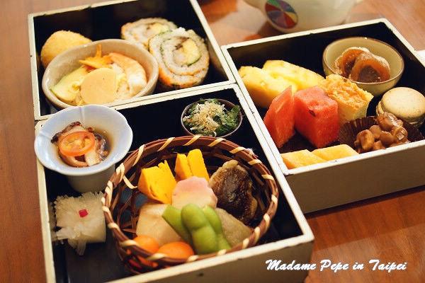 [台北] 老爺大酒店中山日式下午茶。一個人的幸福時光~