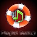 Playlist Backup icon