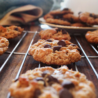 Gluten-Free Dairy-Free Oatmeal Chocolate Chip Cookies