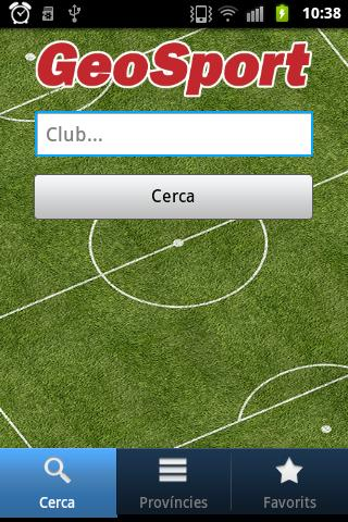 GeoSport- screenshot