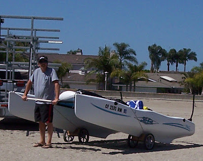 Hobie Cat Beach Wheels For The Best Beaches In World