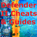 Defender II Cheats N Guides icon