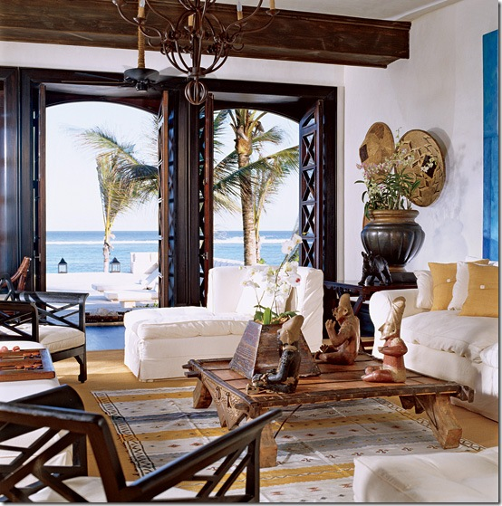 Cote de texas cote d 39 azur and other dreamy beaches for Island living interiors