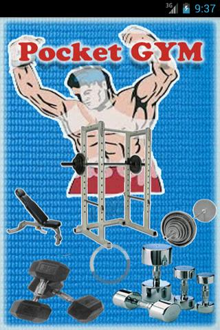 PocketGym-Maninder- screenshot