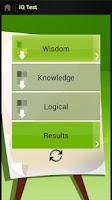 Screenshot of IQ Booster