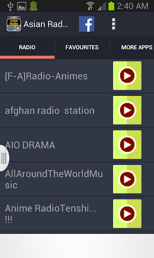 Asian Radio