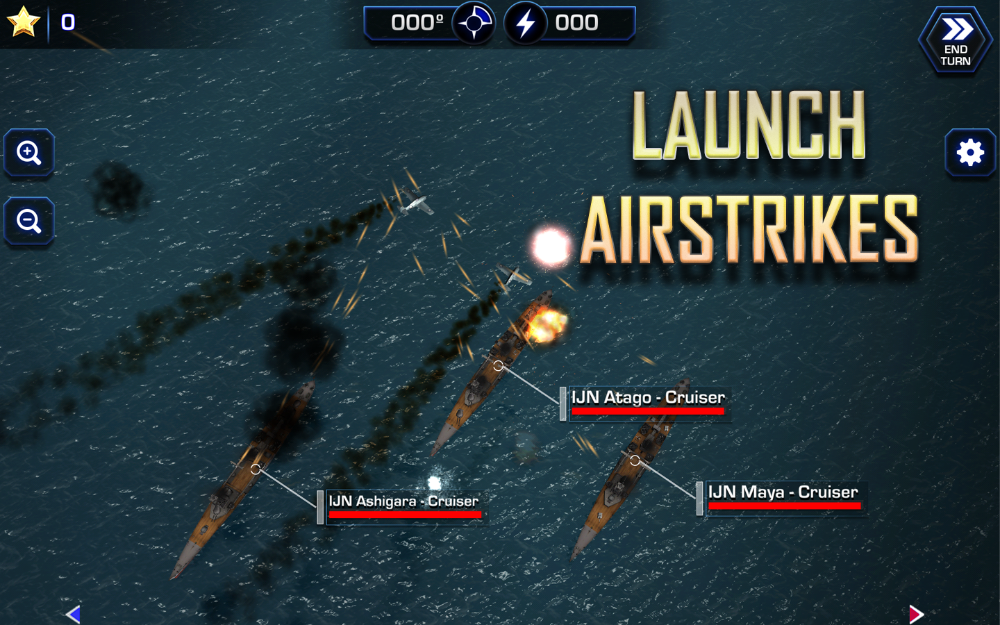 Battle Fleet 2 - screenshot