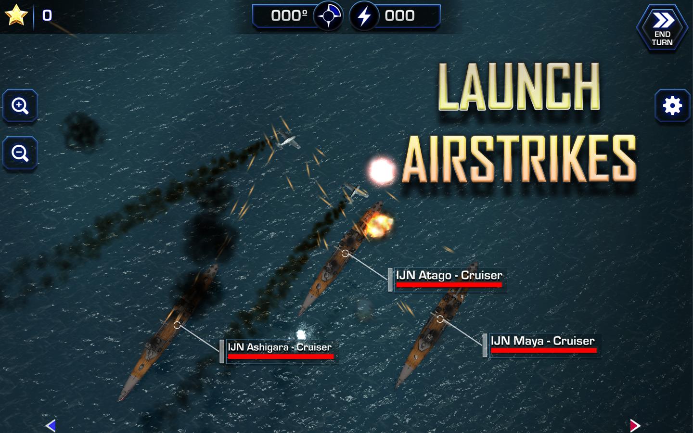 Battle Fleet 2 screenshot #9