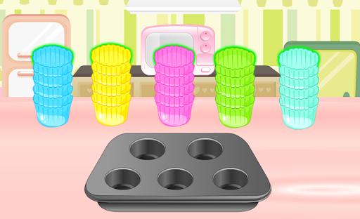 เกมส์ทำคัพเค้กสุดอร่อย CupCake