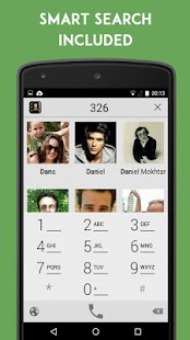 Contacts Dialer (Key/Donation) - screenshot thumbnail