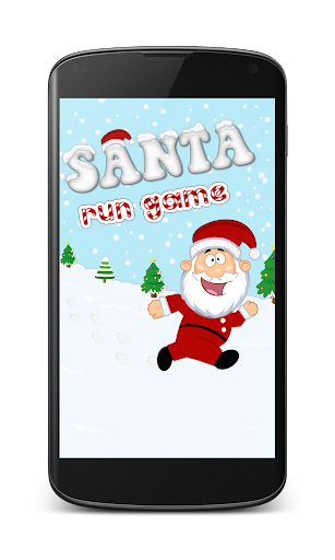 Santa Run game