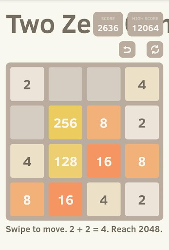 2048 Staging