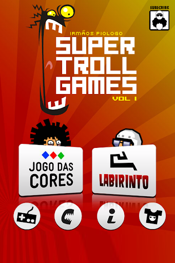 Super Troll Games - vol I