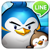 LINE AirPenguin Friends