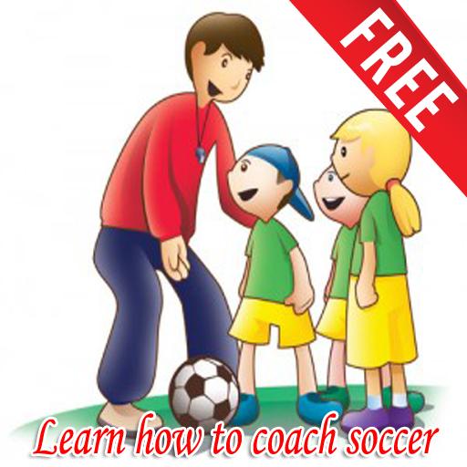 Learn how to coach soccer Free LOGO-APP點子