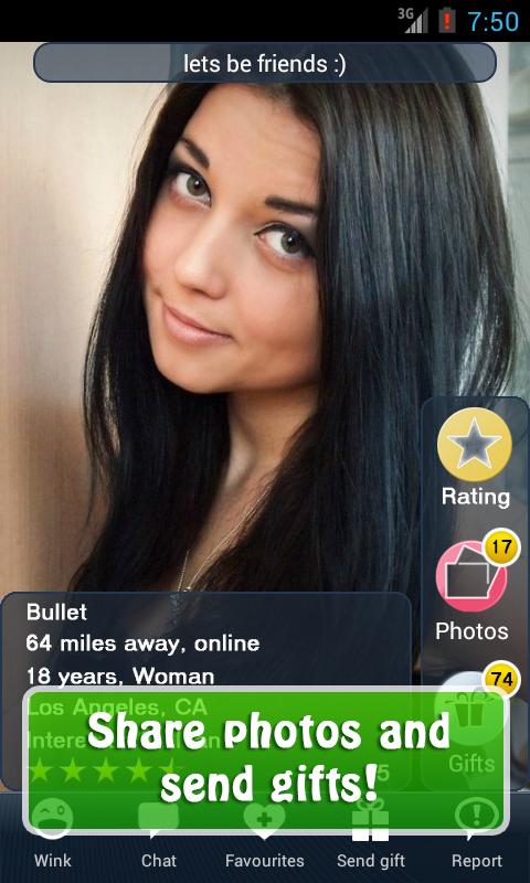 dating café app
