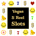 Vegas 5 Reel Slots logo