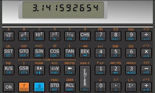 【免費生產應用App】Andro11C calculator-APP點子