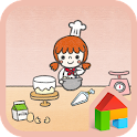 Cooking Time of Rainy Dodol icon