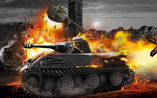 坦克侦察挑战赛3D