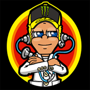 Valentino Rossi The Doctor Font Free